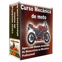 20 Dvds Mecânica De Motos + Brindes - Frete Grátis