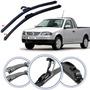 Kit Limpador Para-brisas Volkswagen Saveiro G3 2004/...