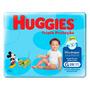 Fraldas Huggies Tripla Proteção G 28 U Original