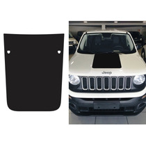 Adesivo De Capô Jeep Renegade - Fosco