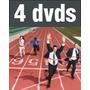 Pacote De Motivação 4 Dvd's