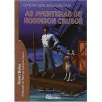 As Aventuras De Robinson Crusoé (adaptado) Daniel Defoe