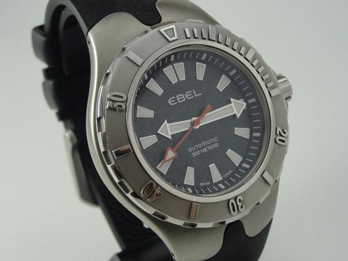 8ecb085193a Relógio Ebel Sportwave Aquatica 300 - Automático - Impecável. R  6200