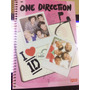 Caderno One Direction 1 - Matéria - 96 Folhas Pronta Entrega