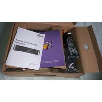 Decodificador Tv Dve Hd 500gb Notbook+controle+cabo+pilha+fo
