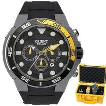 Relógio Orient Seatech Titanium Mbttc014