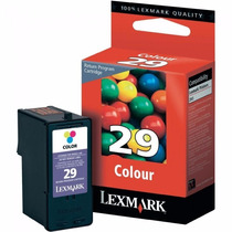 Cartucho Lexmark 18c1429 Nr 29 Z1300 Z1320 X2530 X2550 Color