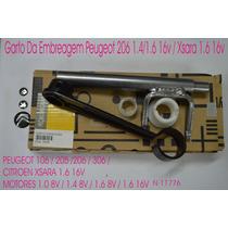 Kit Garfo Embreagem C3 206 207 1.6 16v