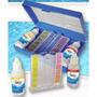 Kit Teste Para Piscina De Ph E Cloro Hidroall