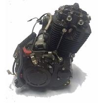 Cabeçote Completo+motor Dafra Apache 150cc Original Tvs Rtr