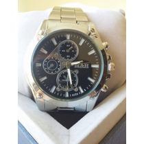 Relógio Masculino Importado M&h Barato Pronta Entrega.
