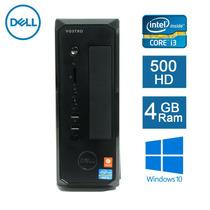 Cpu Dell Vostro 270s Intel Core I3 500 Hd 4gb
