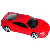 Carrinho Miniatura Ferrari F-430 Shell 1/38 Hot Wheels