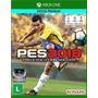 Pro Evolution 2018 Pes18 Xbox One Mídia Física 100%português