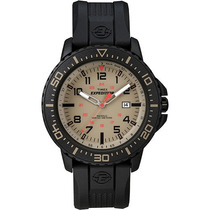 Relogio Timex Expedition Indiglo Analógico - Data Wr50m Nota