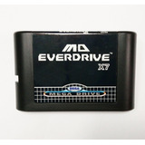 Md Everdrive X7 Mega Drive Com 8gb - Completíssimo !!!