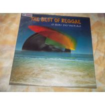 Lp Vinil The Best Of Reggae O Som Do Verão 1995
