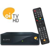 Recepto Elsys Oi Tv Livre Etrs35/37  Frete Grátis