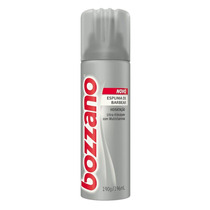 Espuma De Barbear Bozzano Hidratacao Com 190 Gramas