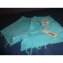 Shorts Jeans Feminino Ri19 Imperdível !!!