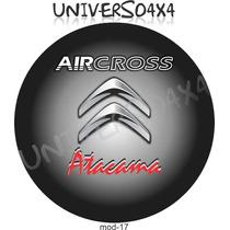 Capa Estepe Aircross, Citroen, Grátis Cabo+cadeado, M-17