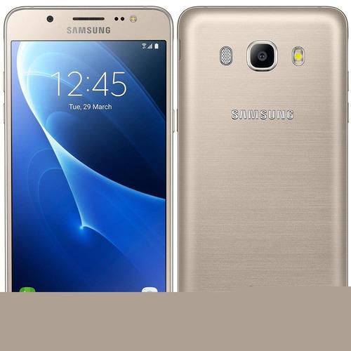 Smartphone Samsung Galaxy J5 Metal Dourado 5.2 13mp 16gb