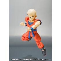 Dragon Ball Z Kuririn + Acessórios + Articulado + Barato