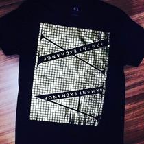 Lote Camisa Armani Importada Camiseta Ax