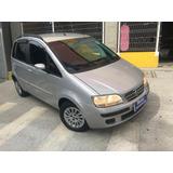 Fiat Idea 1.4 Elx Flex 5p Completa 1500 Entrada+650 Mês