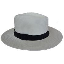 Chapéu Aba Larga Moda Panamá Importado