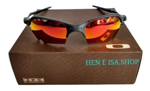 58eba1ce7 Oculos Oakley Romeo 2 Parriot Ruby + Certificado + Teste 12x