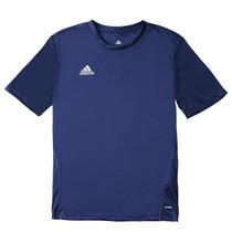 c498f6252d8 Camiseta Infantil adidas Treino Core 15 Futebol S22397 à venda em ...