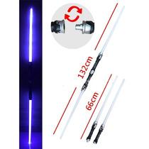 Super Sabre Duplo Skywalker Star Wars De 2 Sabres Linkaveis