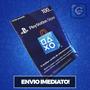 Cartão Psn R$ 100 Reais Brasil - Ps3 / Ps4 - Envio Na Hora!