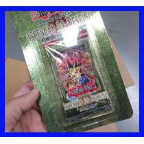 Yu-gi-oh! Ascenção Do Destino Pack Lacrado Original Cards