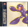 Game Original Ps1 Megaman Collection Cd Prata Sem Manual