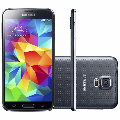 Samsung G903m Galaxy S5 New Edition Duos Preto 16gb 4g