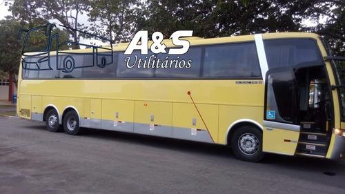 BUSSCAR VISSTA BUSS HI 2005 TRUCADO CONFIRA OFERTA!! REF.390