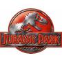 Adesivo Jeep Jurassic Park 3 Original Universal Studios