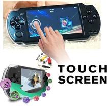 Video Game Portátil C 10mil Jogos Player Mp3 Mp4 Mp5 Ps Pmp