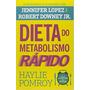A Dieta Do Metabolismo Rápido Livro Haylie Pomroy Emagrecer