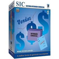 Sic Sistema Integrado Comercial + Serial Pra Ativação