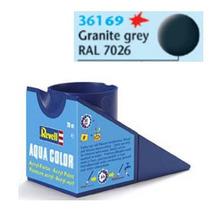 Tinta Acrílica Cinza Granito Fosco 18ml - 36169 - Revell