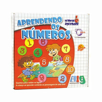 Jogo Aprendendo Os Números Nig