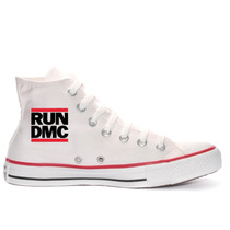 Tênis Run Dmc All Star Converse Personalizado