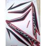 Adesivo Nxr 150 Bros 2014 Es Esd Vermelha