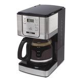 Cafeteira  Oster Flavor Bvstdc4401 Preta/prata 110v