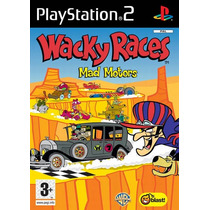 Wacky Races: Mad Motors