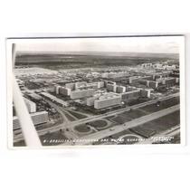 Df01 Foto Postal Colombo 8 - Brasília Conjunto Super Quadras