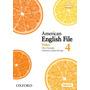 American English File 4 Dvd - 1st Ed
